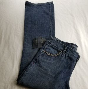 NWT Liz Claiborne The Flare Jeans Size 6